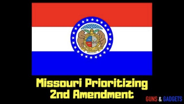 Missouri Second Amendment Preservatio...