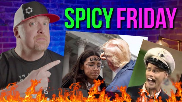 OHHHH SNAP!! IT'S SPICY FRIDAY!!