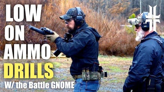 Rifle Range Day - Drills for when Amm...