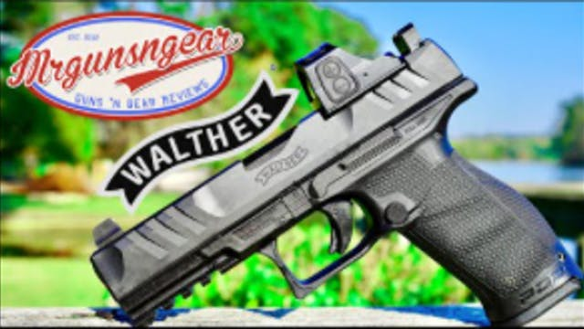 Walther PDP Full Size  Compact Review