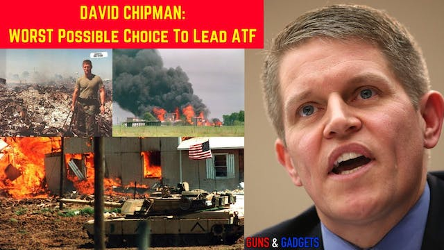 David Chipman The WORST Possible Choi...