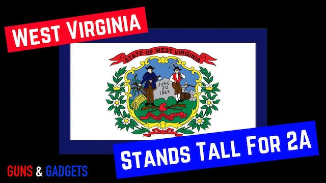 West Virginia Stands Tall For 2nd Ame...