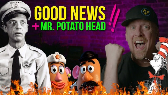 Constitutional Carry! + Dr. Seuss, Mr. Potato Head, and ANDY GRIFFITH