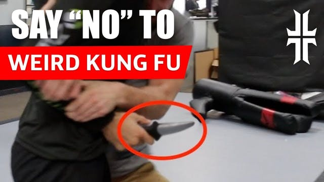 THE BEST Martial Art for Gun and Knif...