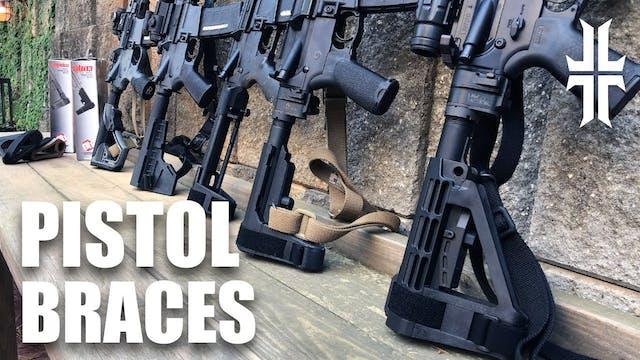 AR Pistol Brace Comparison