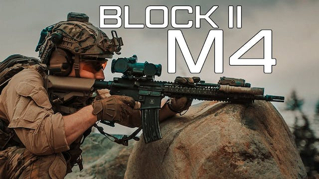 How the Military Perfected the M4