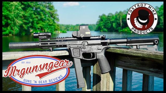 Foxtrot Mike FM-9B Enhanced AR-9 Pistol Review