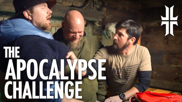 The Apocalypse CHALLENGE!! John vs. E...