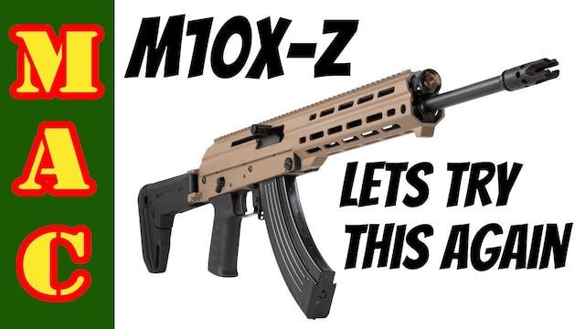 MM M10XZ  Is it finally working