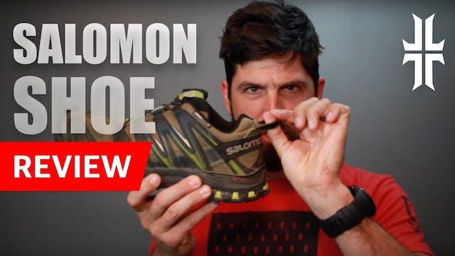 Salomon Shoe Review