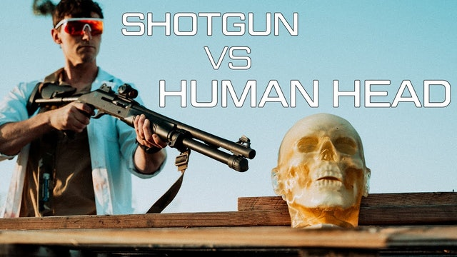 Shotgun vs GEL HEADS
