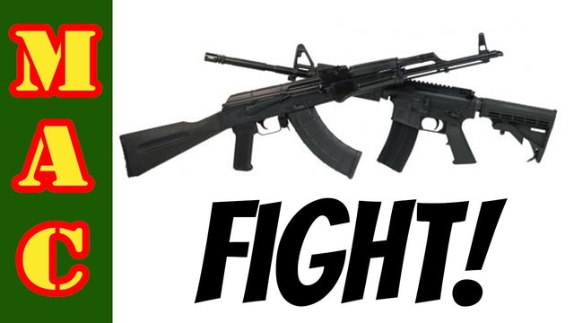 AR vs AK_ One is vastly superior, but which one?