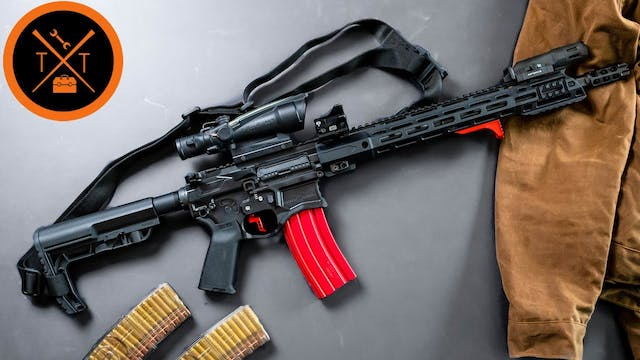 Most INSANE AR-15...That Nobody Could...