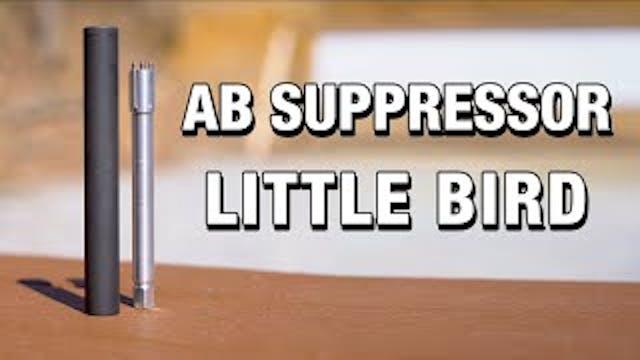 Adjustable 22lr Suppressors AB Suppre...