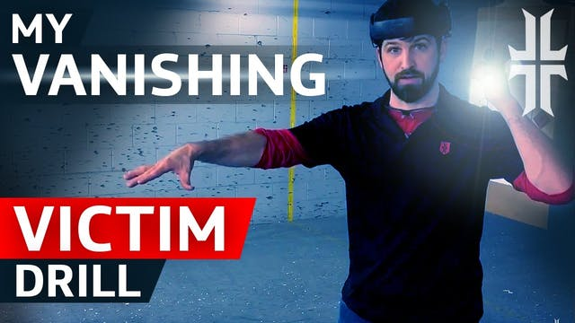 My 'Vanishing Victim' Drill using a F...