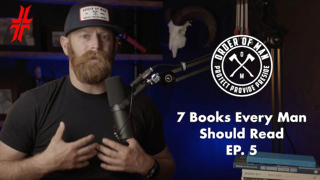 7 Books Every Man Should Read