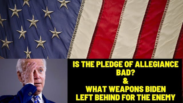 Is the Pledge of Allegiance Bad_ & Wh...
