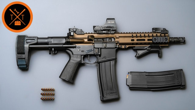 Most Awesome AR-15....That Nobody Will Buy..