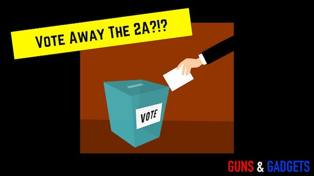 Vote Away the 2A In Oregon!
