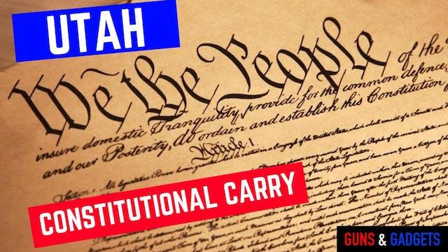 Utah Governor Will Sign Constitutiona...