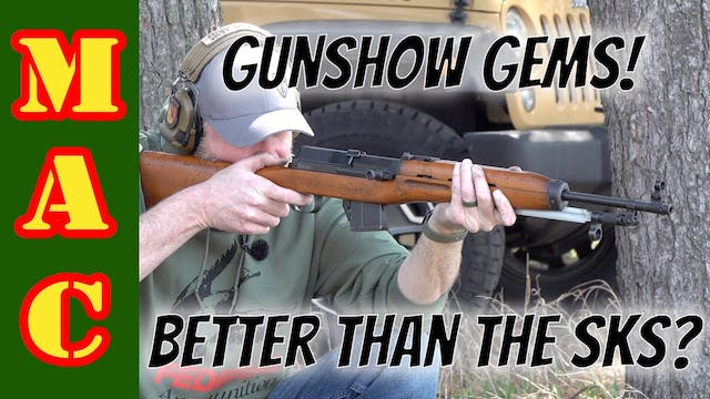 Gun Show Gems! They're not your run o...