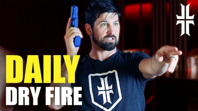 STAY READY | Simple Daily Dry Fire Ex...