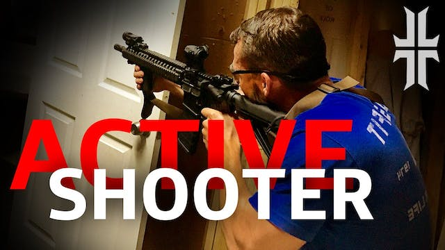 Civilian Response to Active Shooter