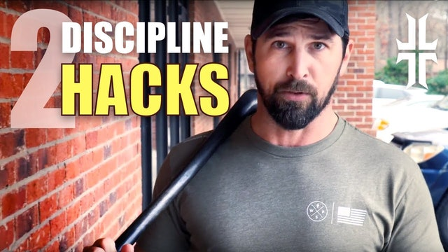 2 Discipline Hacks that changed my life