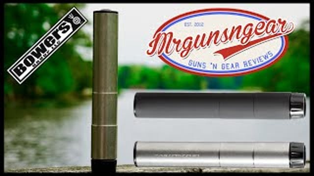 Bowers Group VERS 30T 30 Caliber Sile...