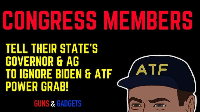 Congress Members Tell Their State's G...