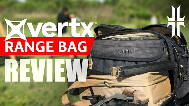 Range Bag B by Vertx