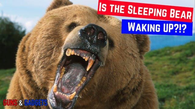 Is The Sleeping Bear Waking Up
