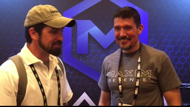 Interviewing Benghazi Hero Kris Paron...