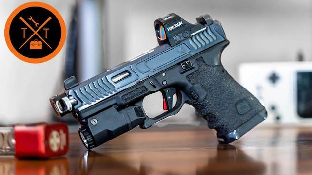 Most ADVANCED Glock Trigger I've Ever...