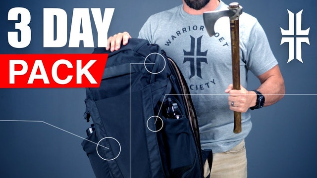 BEHOLD the OVERLAND BackPack | Hiking. Survival. Bug Out.
