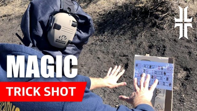 Magic 'Trick Shot'