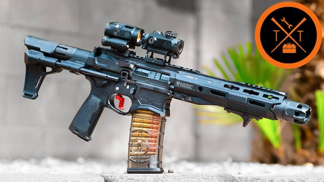 Most Awesome AR-15....I've Ever Built..