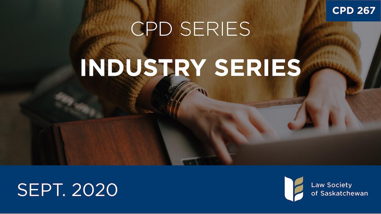 CPD 267 - Industry Series