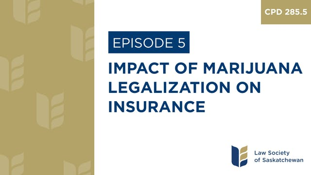 [E5] Impact of Marijuana Legalization...