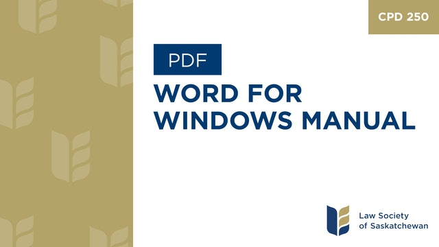 CPD 250 - Affinity-Consulting-Word-for-Windows-Manual.pdf