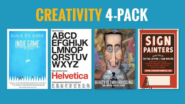 Creativity 4-Pack: Pay What You Want
