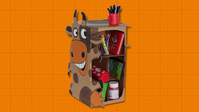 Box Yourself S1E13 - Cow Cabinet