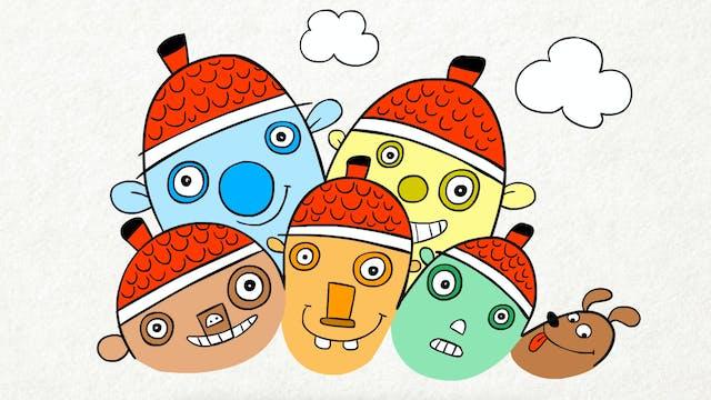 Doodle's House S1E3 - Happy Houses
