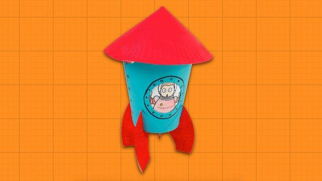 Box Minis S2E4 - Space Rocket