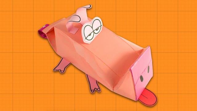 Box Minis S2E2 - Pretty Little Piggy
