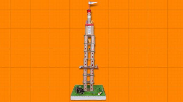 Box Yourself S1E6 - Tower