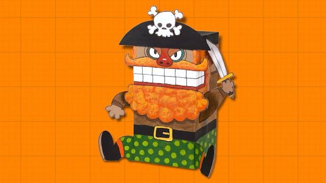 Box Yourself S1E10 - Pirate