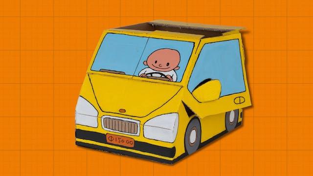 Box Yourself S1E7 - Car