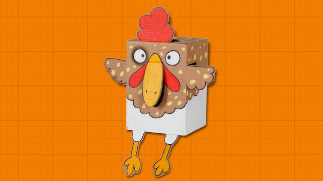 Box Yourself S1E15 - Chicken Mailbox