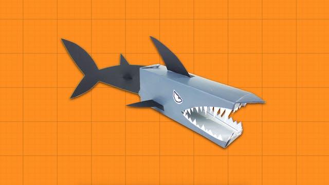 Box Minis S2E14 - Cracker Shark